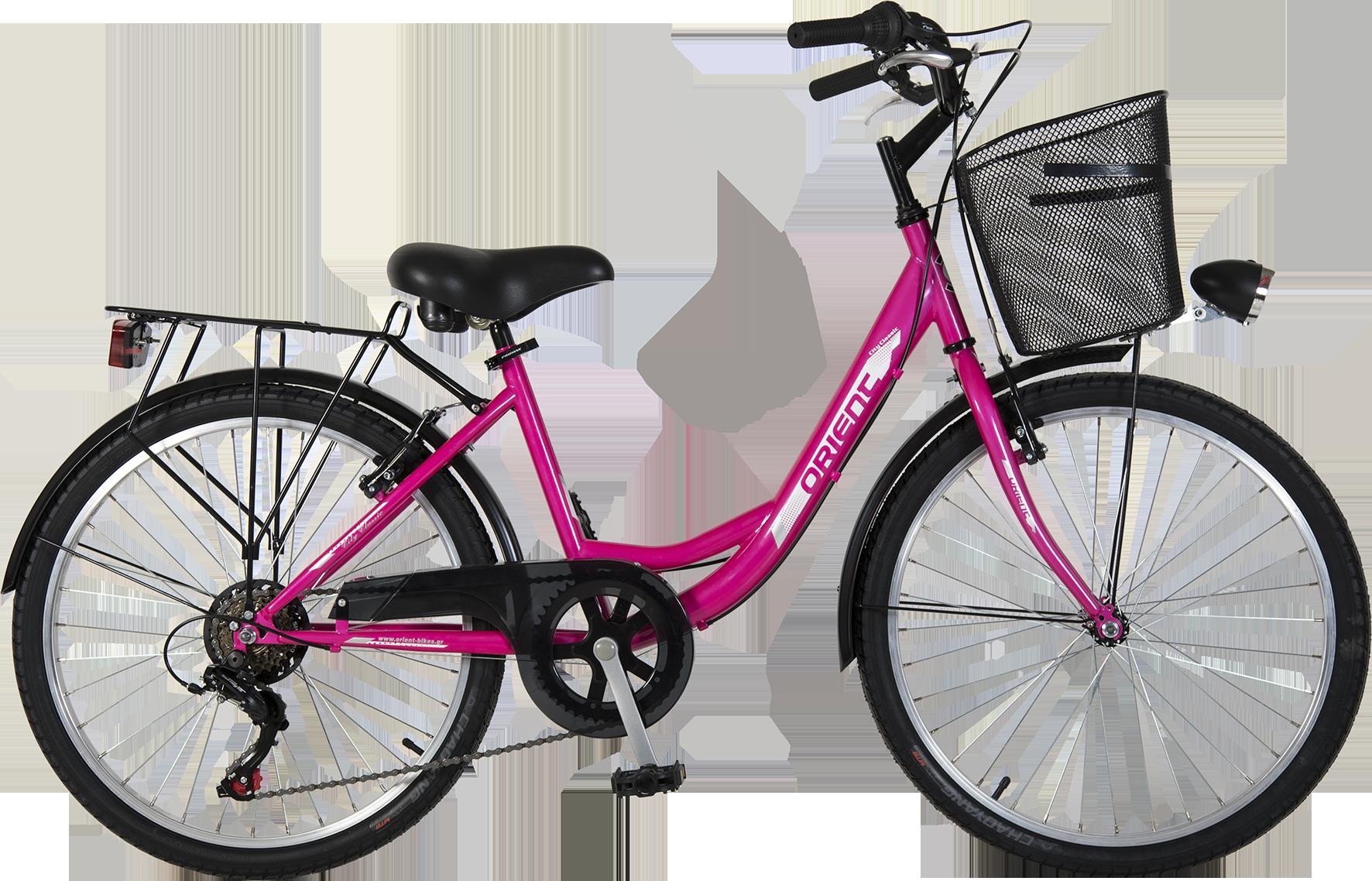 CITY 24″ girl 6sp. bike image