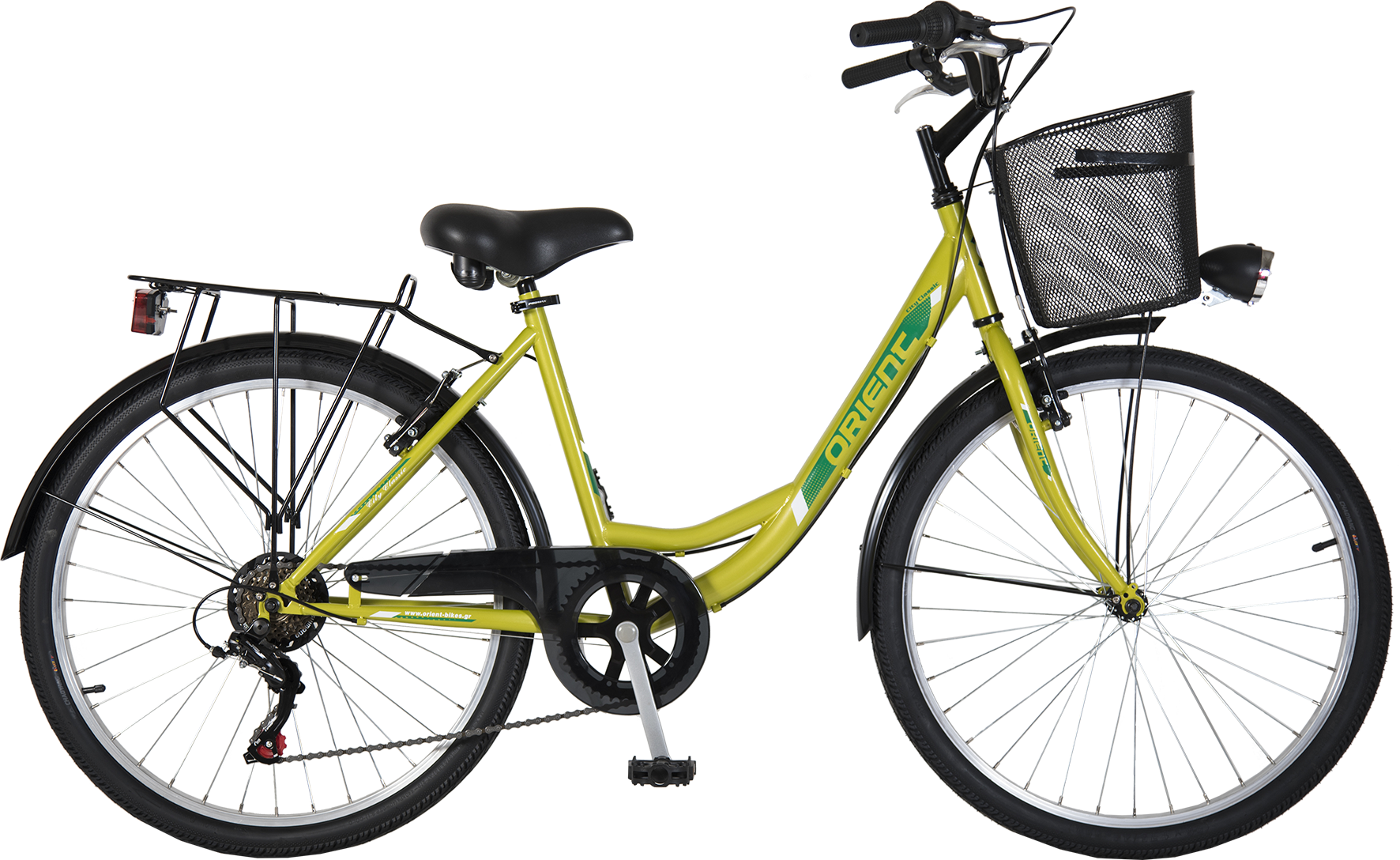 CITY 26″ lady 6sp. bike image
