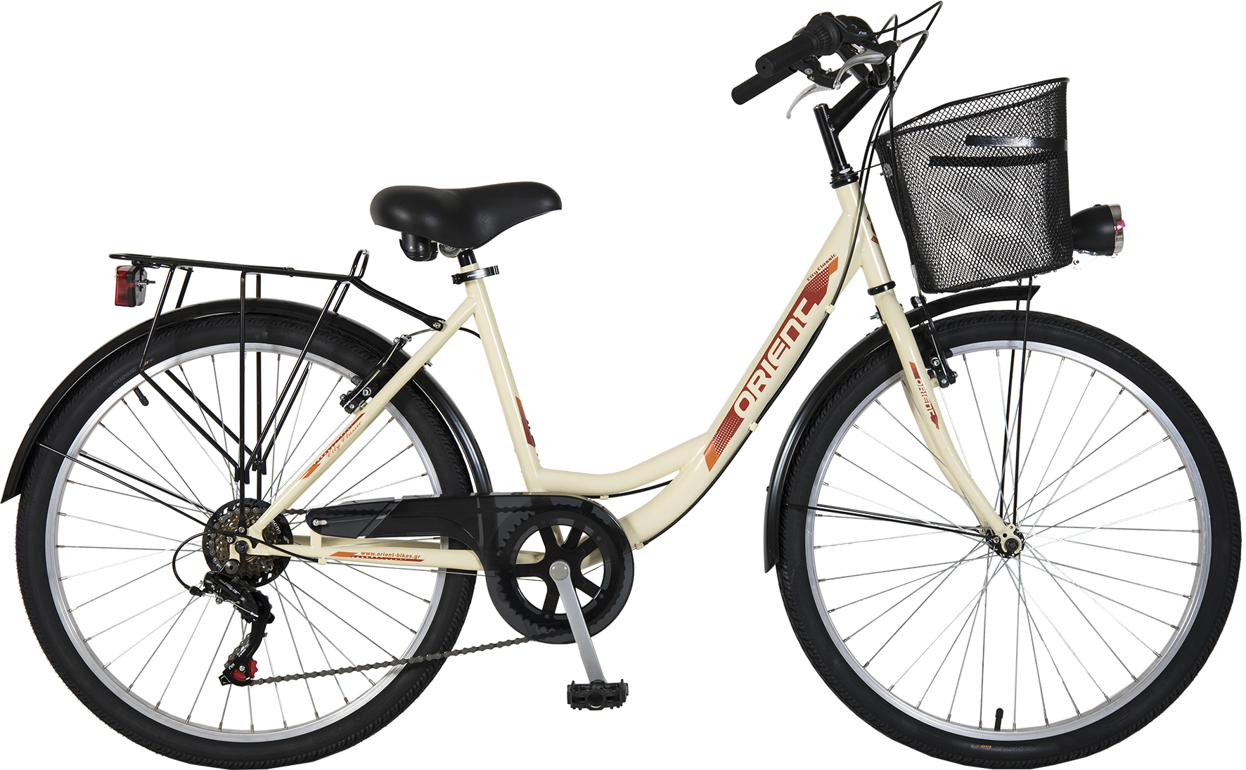 CITY 26″ lady 6sp. bike image