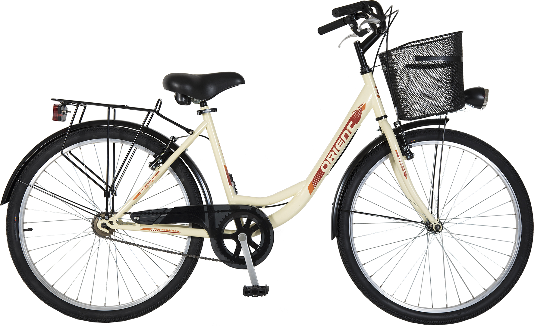 CITY 26″ lady 1sp. bike image