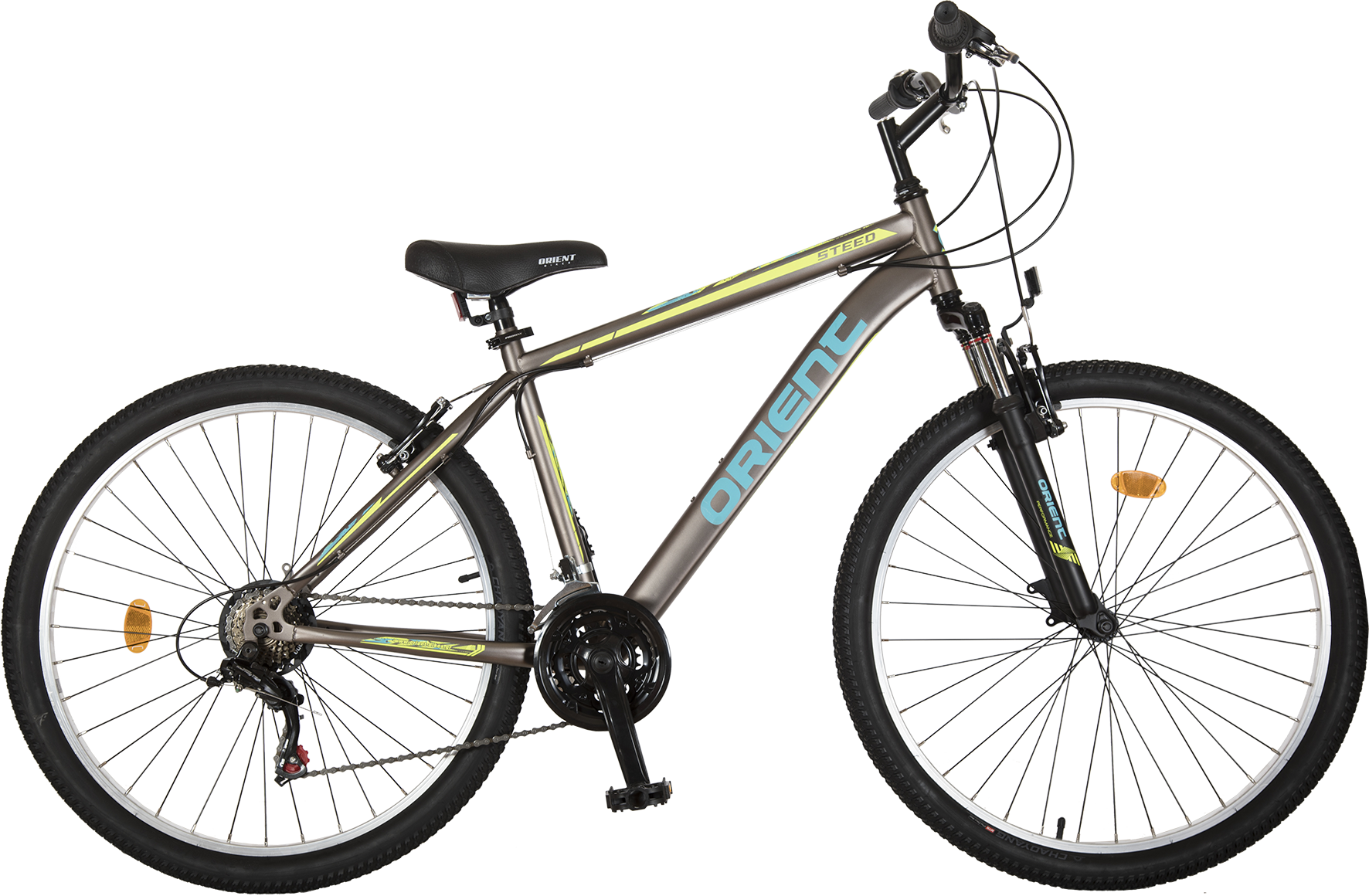 STEED 27,5″ man 21sp. bike image