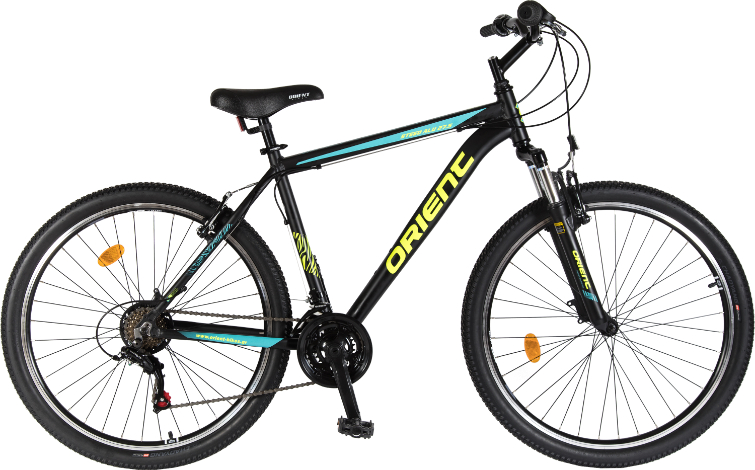 STEED alu 27,5″  21sp. bike image