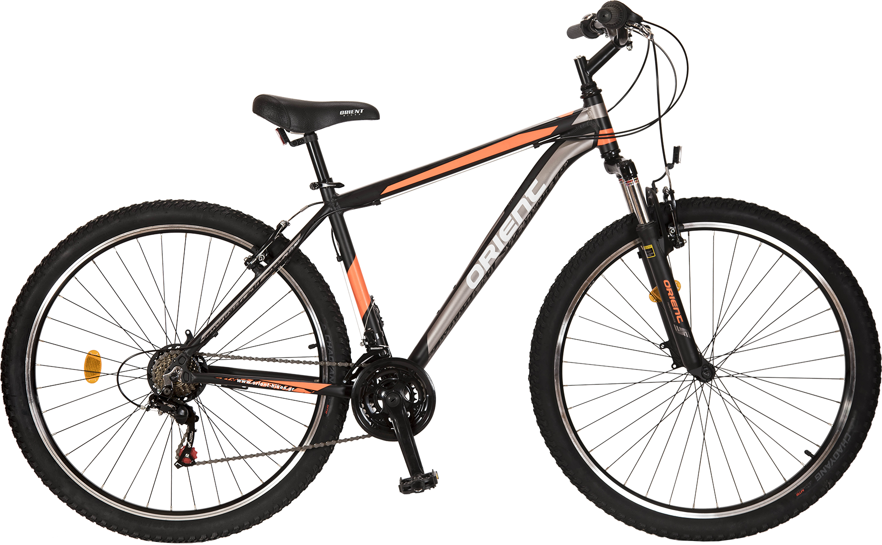 STEED alu 29″  21sp. bike image