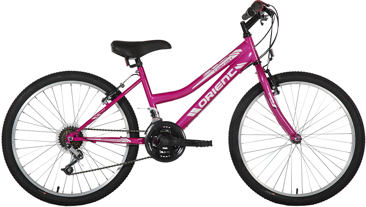 COMFORT 24″ girl 18sp. bike image