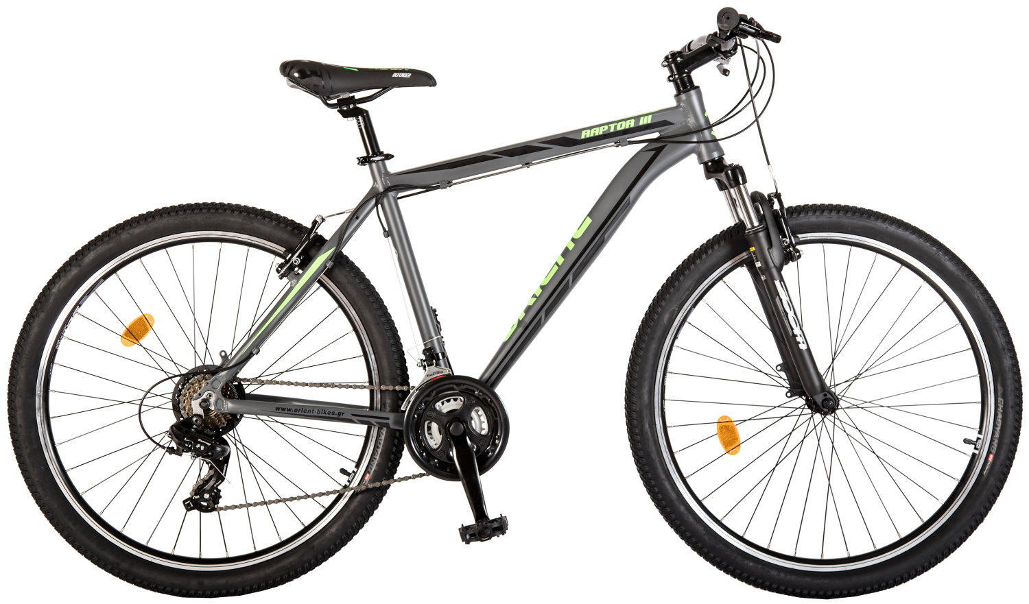 RAPTOR lll 27,5″ 21sp. bike image