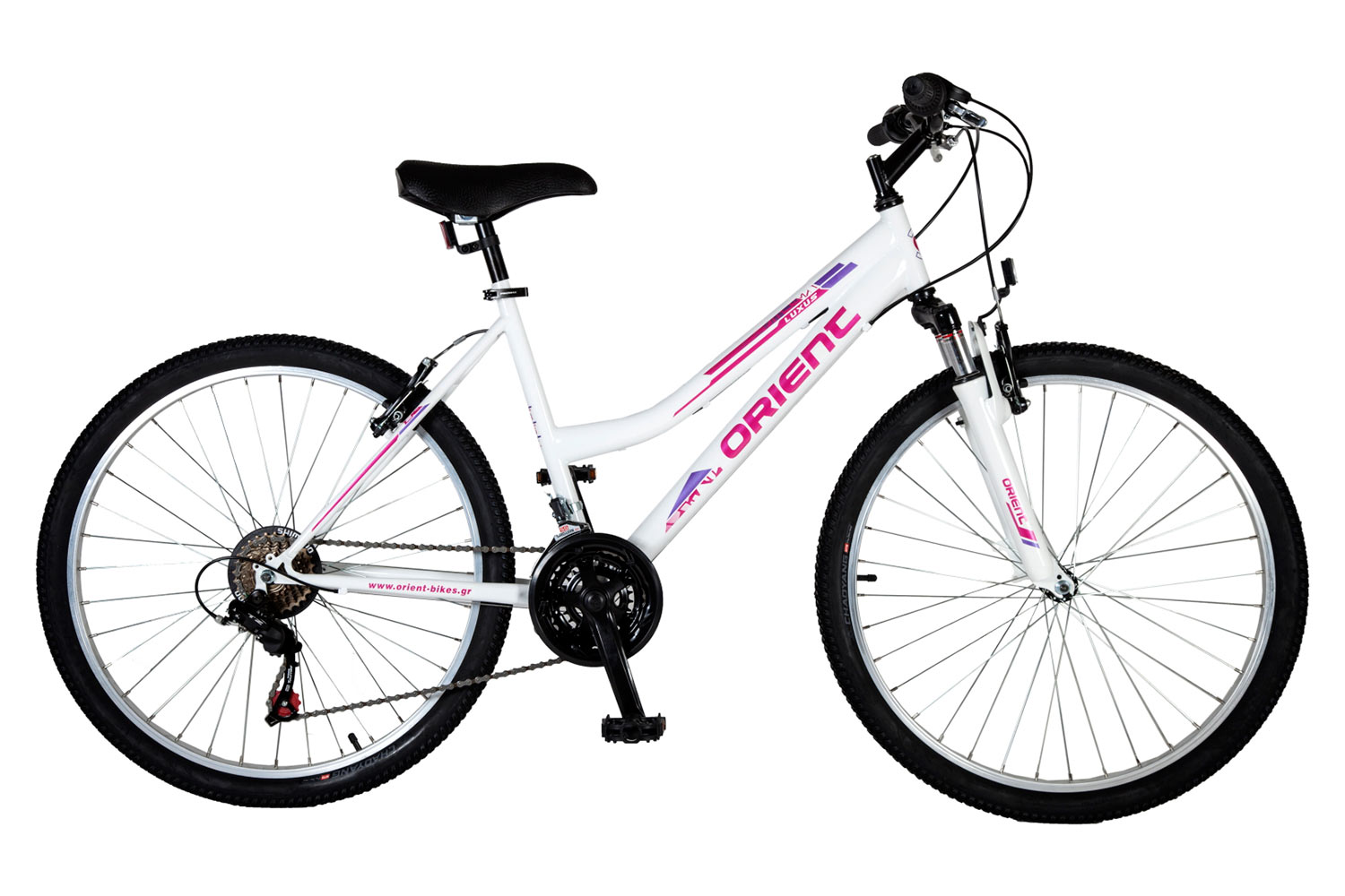 LUXUS 26″ lady 21sp. bike image