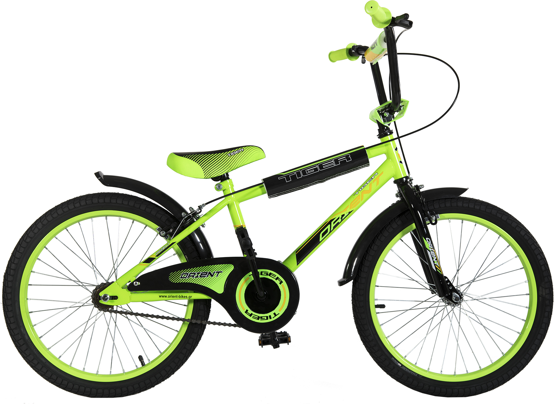 TIGER 20″ bike image