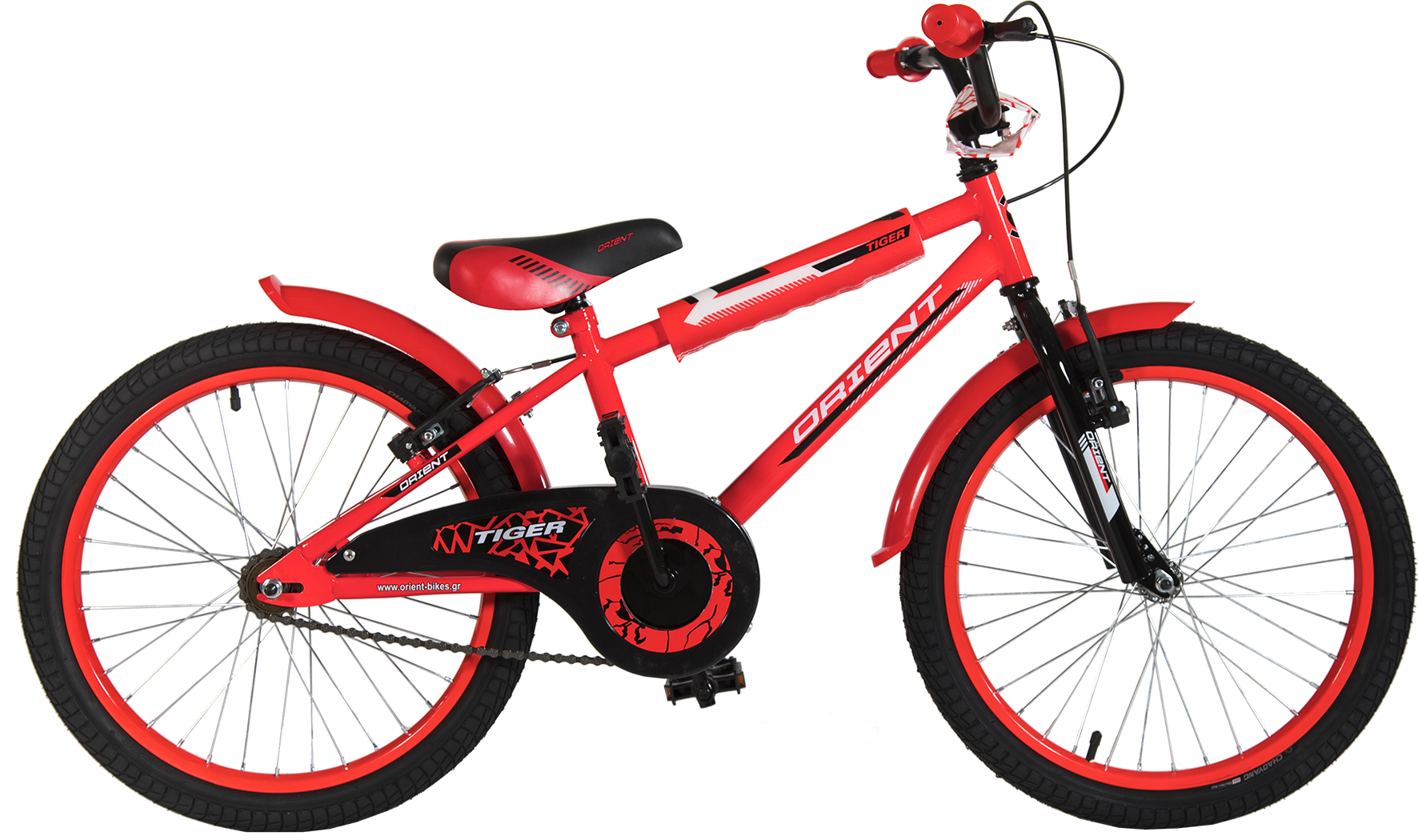 TIGER 20″ v-brake bike image