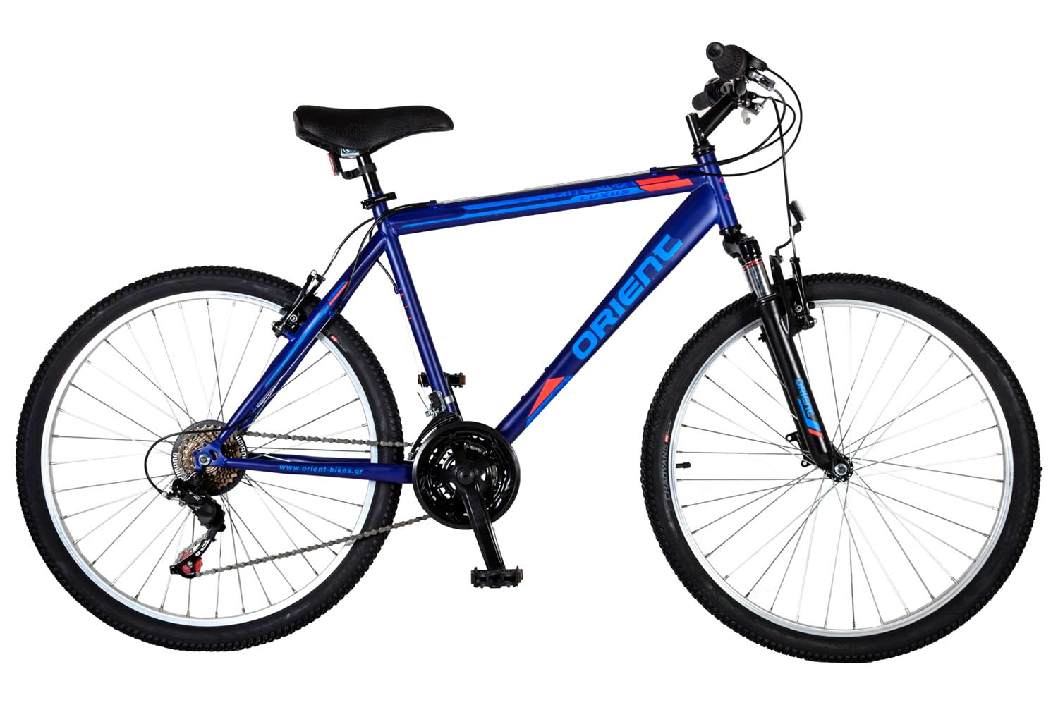 LUXUS 26″ man 21sp. bike image