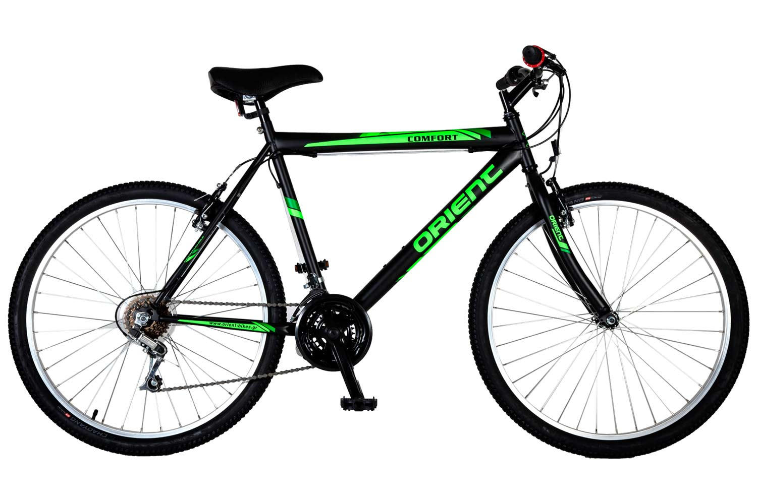 COMFORT 26″ man 18sp. bike image
