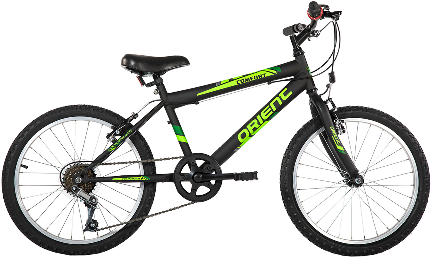 COMFORT 20″ man 6sp. bike image