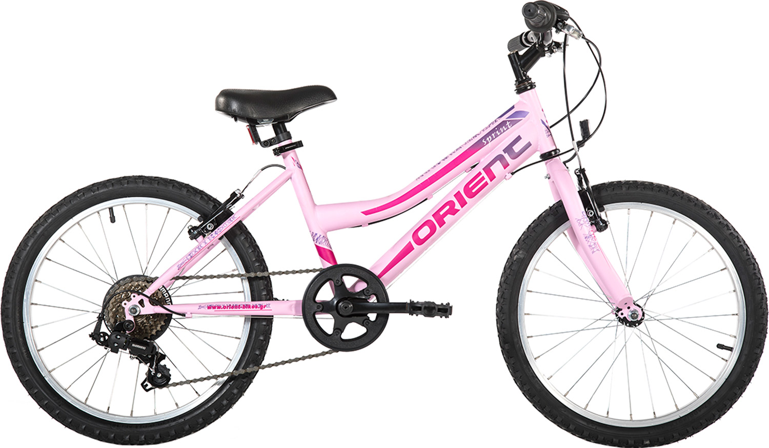 SPRINT 20″ lady 6sp. bike image