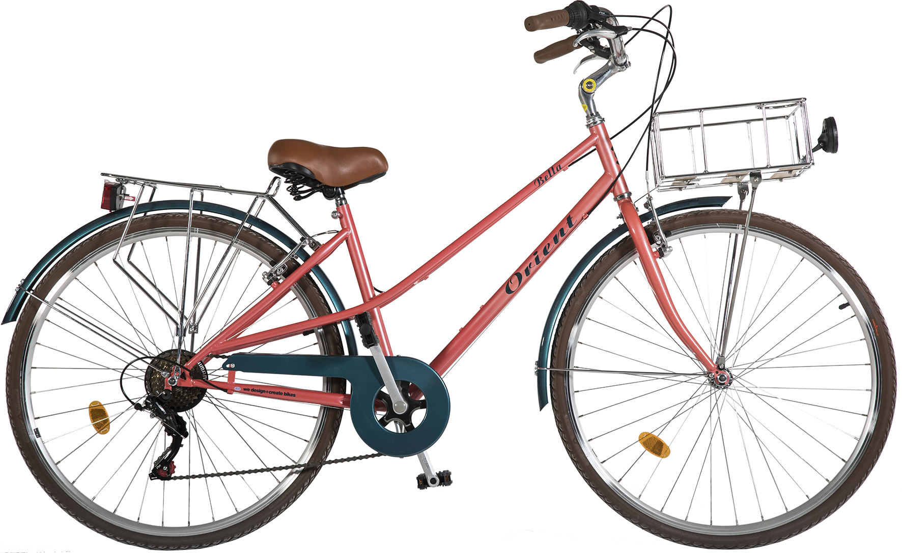BELLA 28″ 6sp. bike image