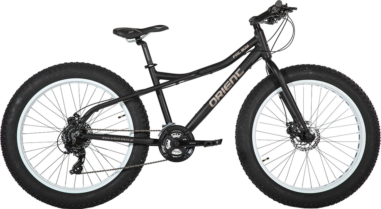 FAT BOY alloy 26″ 24sp. bike image