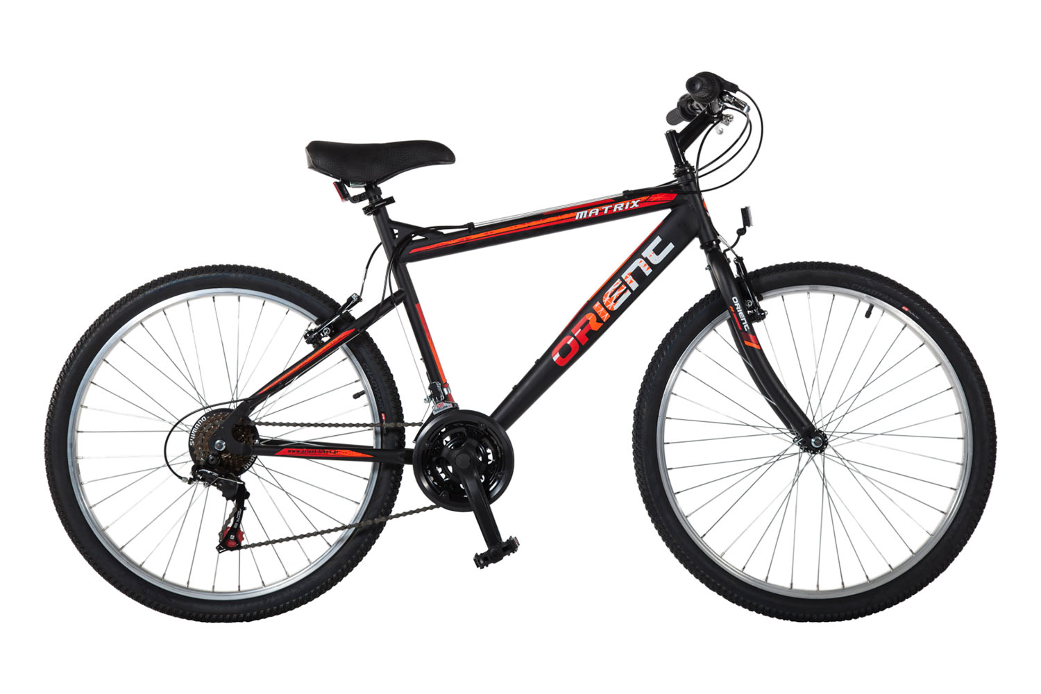 MATRIX 26″ man 21sp. bike image