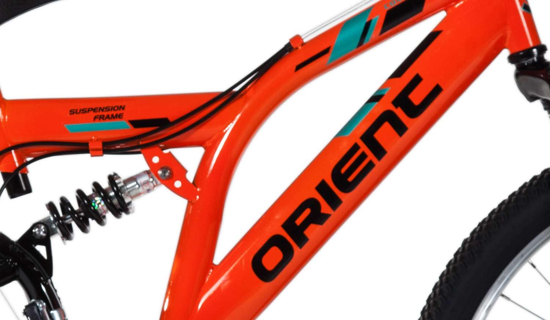 COMFORT SUS 26″ 18sp. bike image