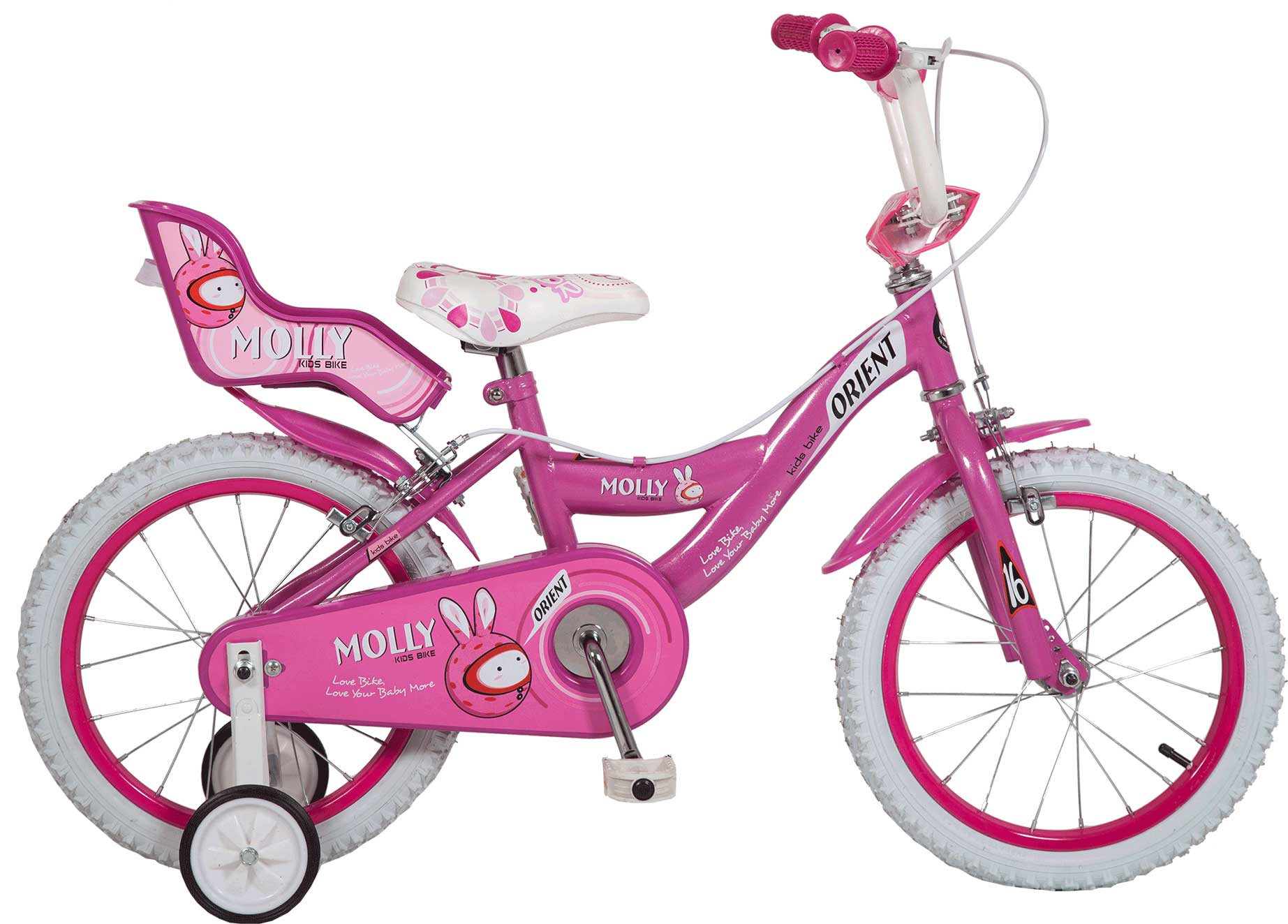 MOLLY 16″ bike image