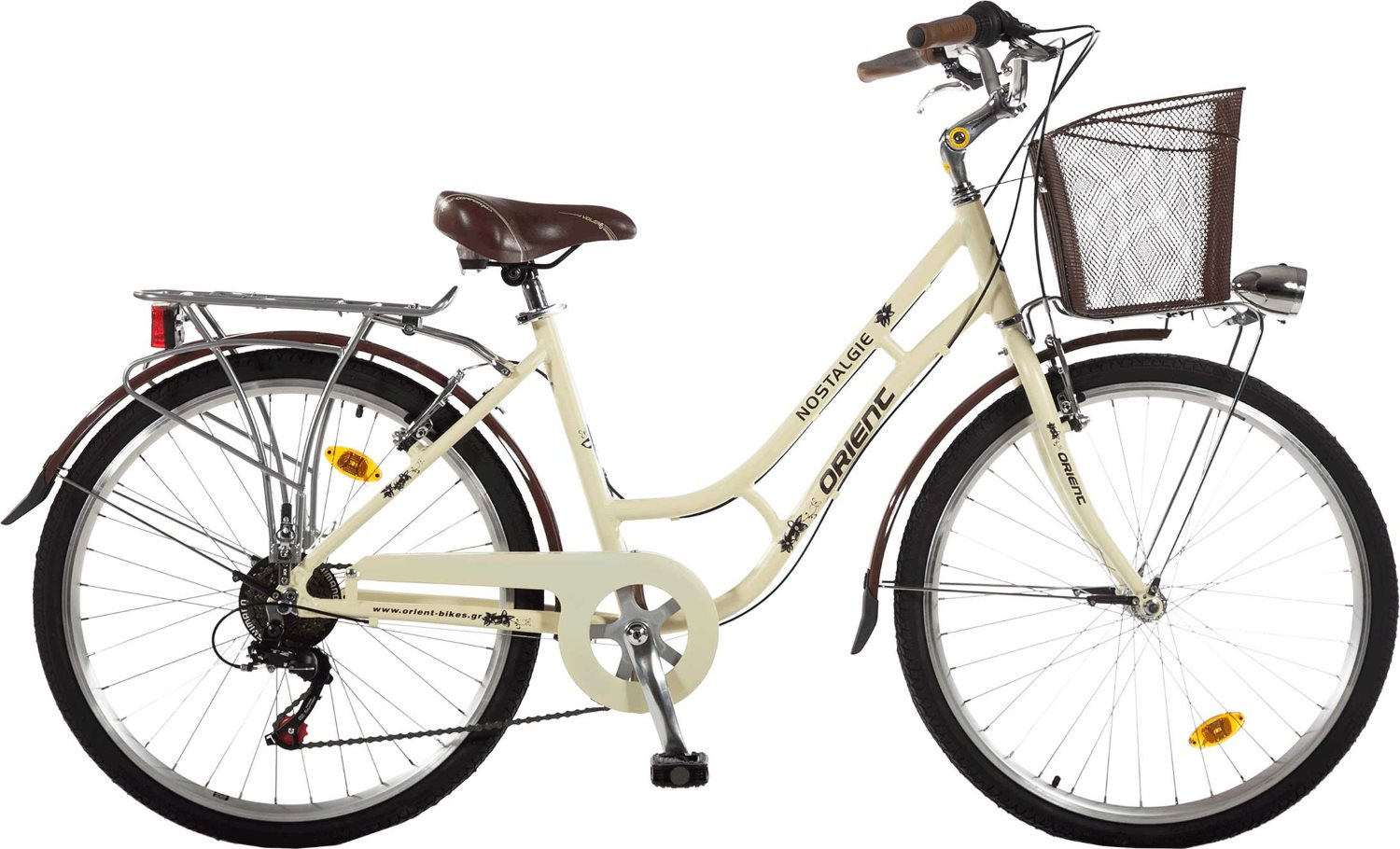 NOSTALGIE 26″ lady 6sp. bike image