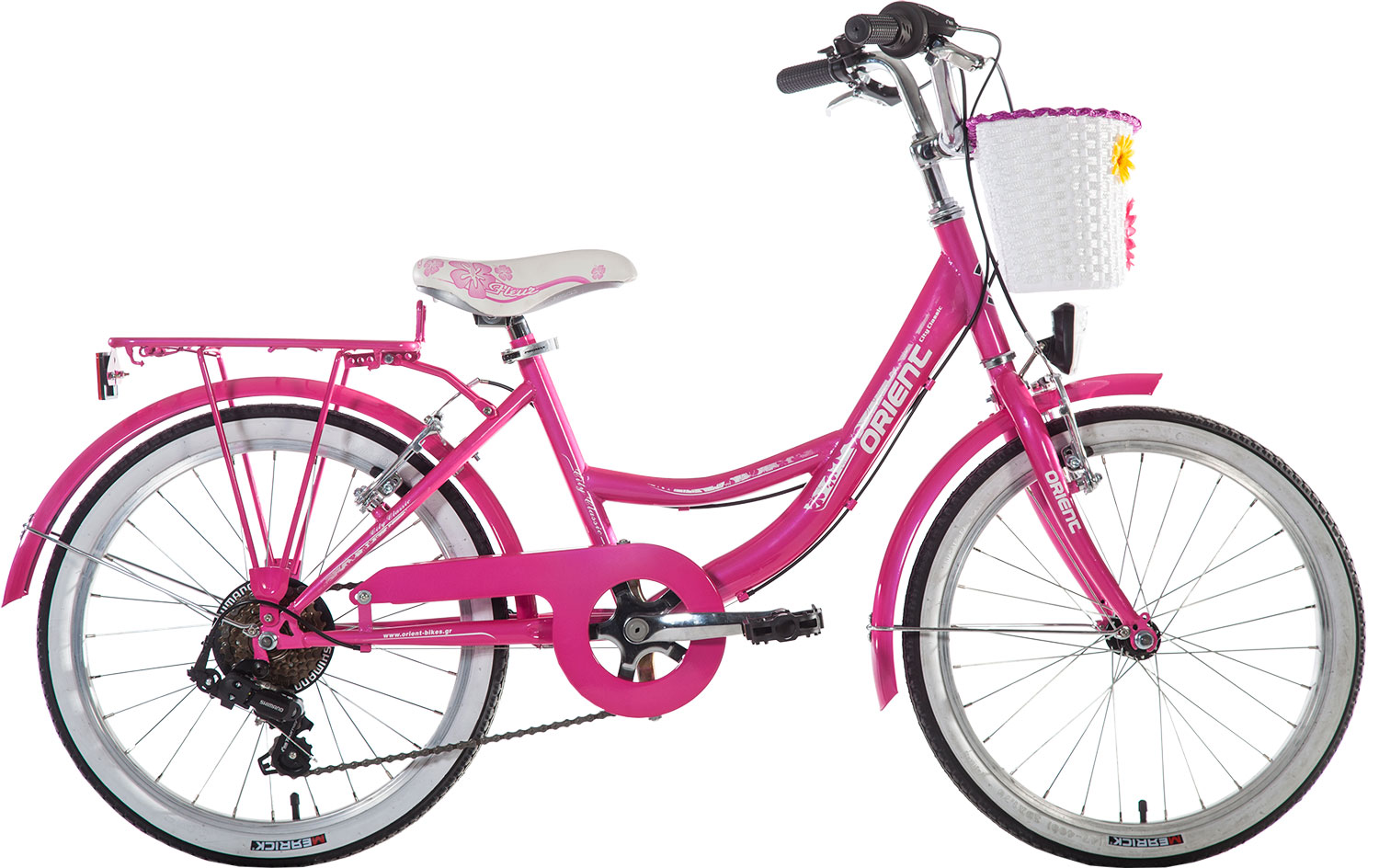 CITY 20″ lady 6sp. bike image