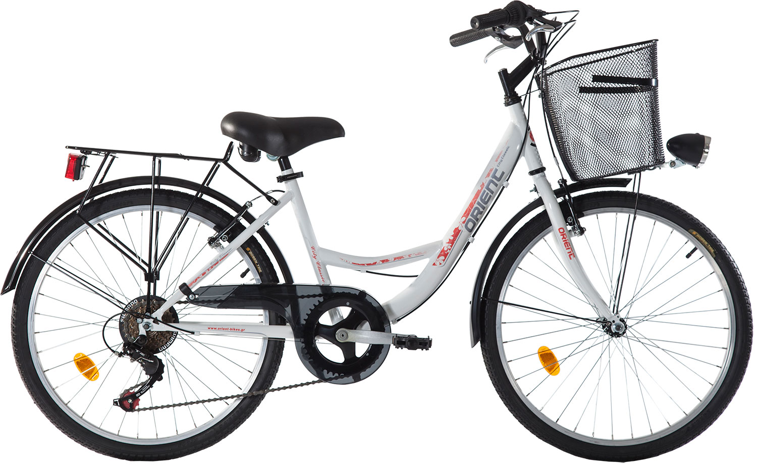 CITY 24″ lady 6sp. bike image