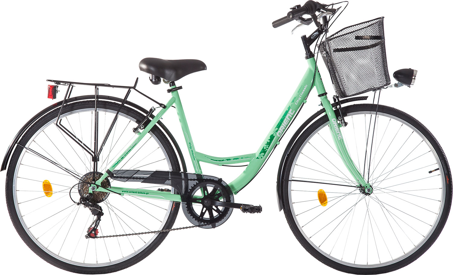 CITY 28″ lady 6sp. bike image
