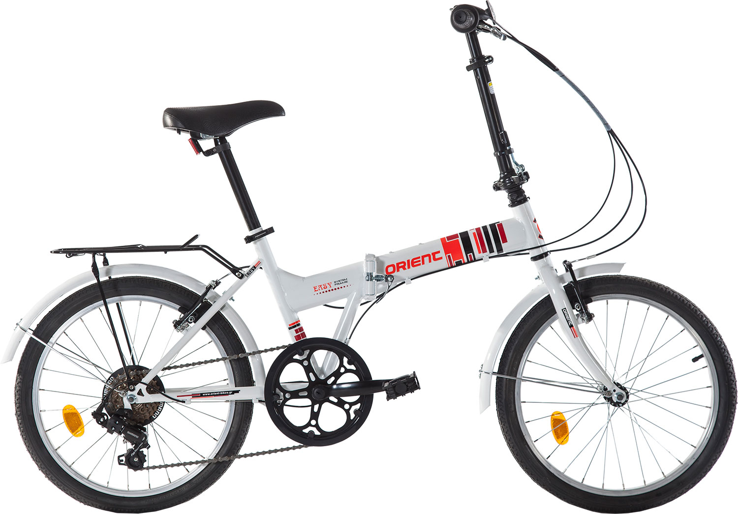 EASY 20″ folding 6sp. bike image