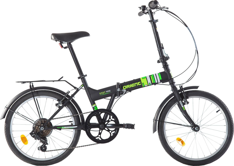 EASY 20″ folding 6sp. bike image
