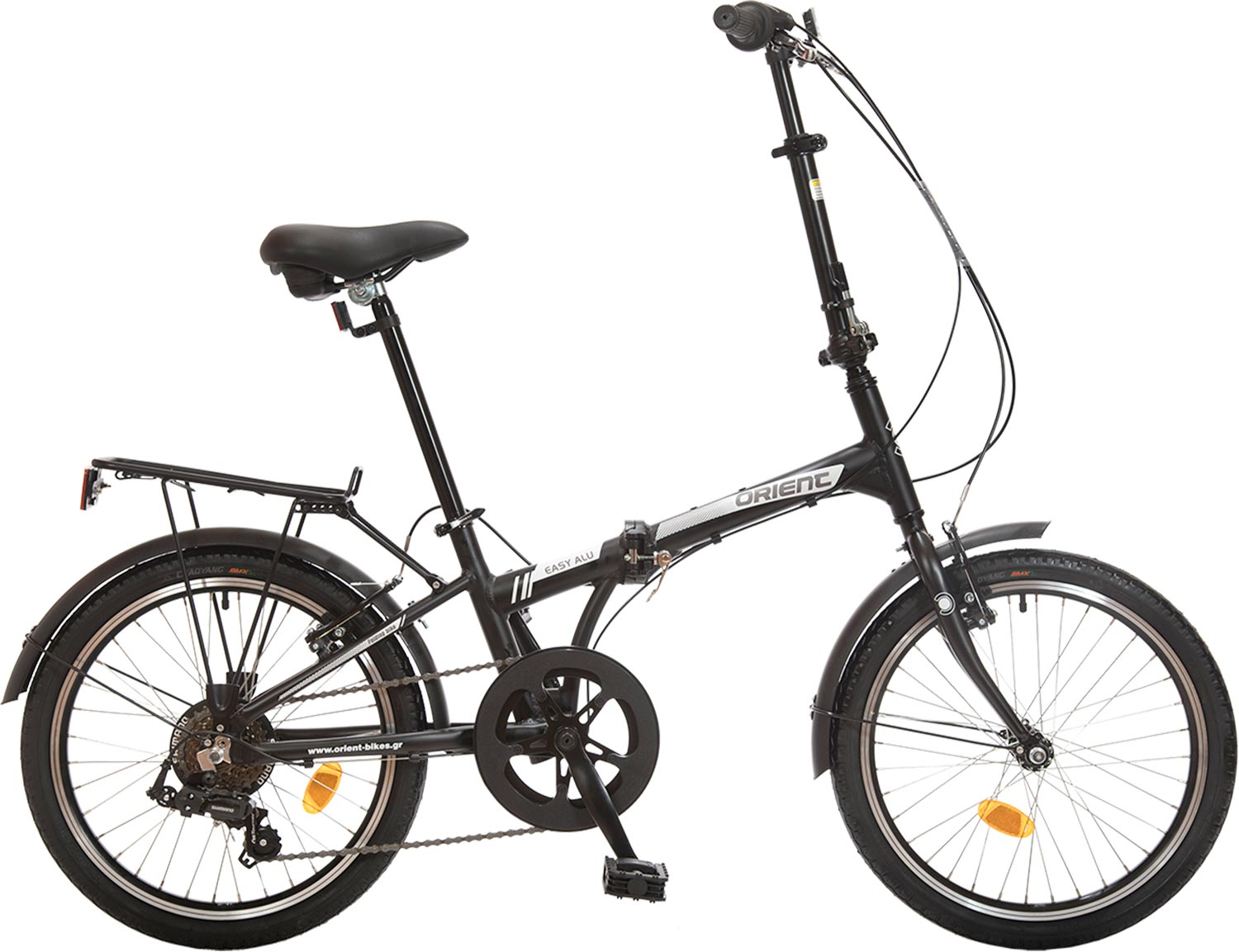 EASY 20″ folding alu 6sp. bike image