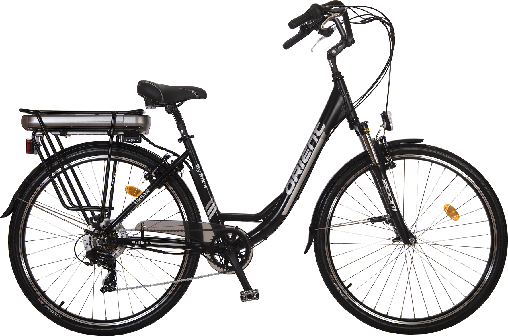 MY BIK-e 7sp. (rear motor) bike image