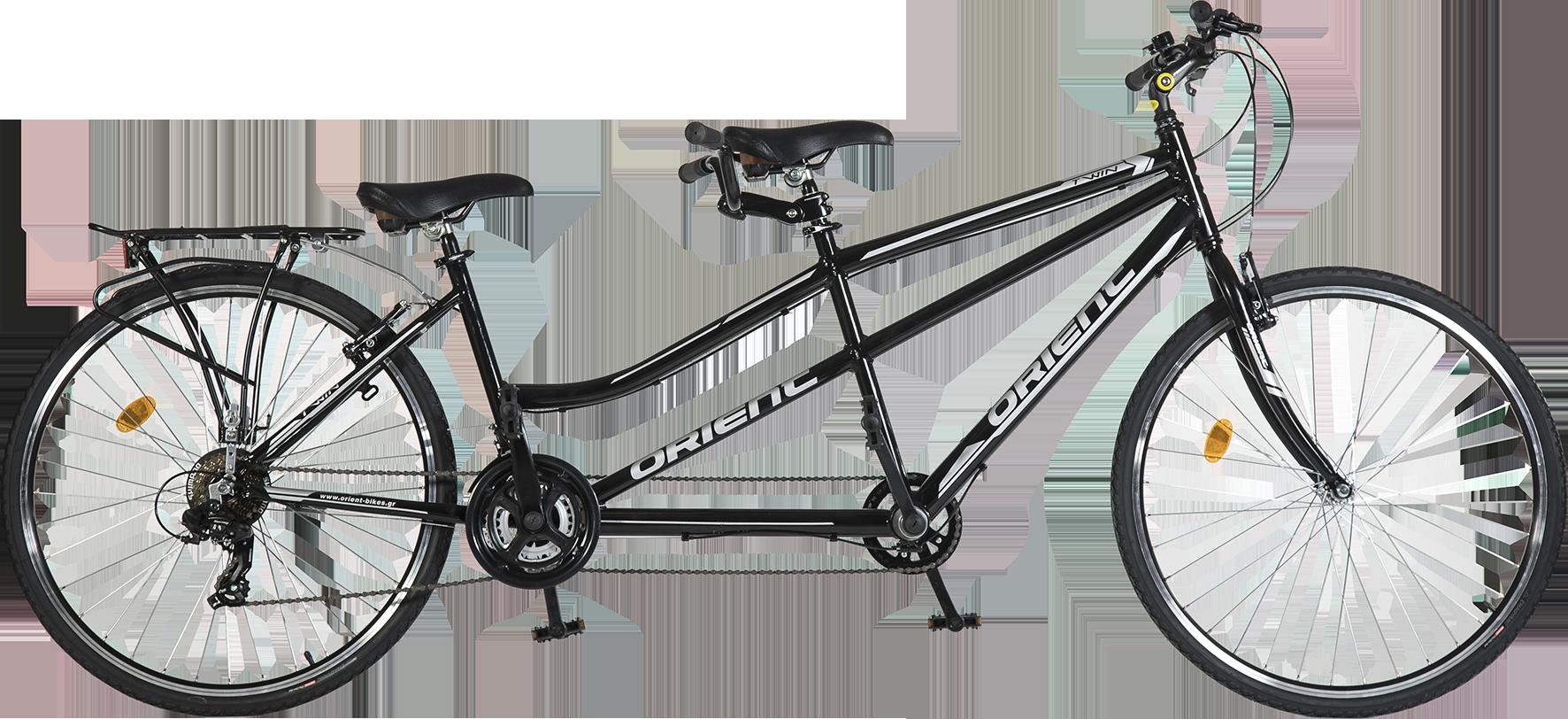 TWIN tandem 21sp. bike image