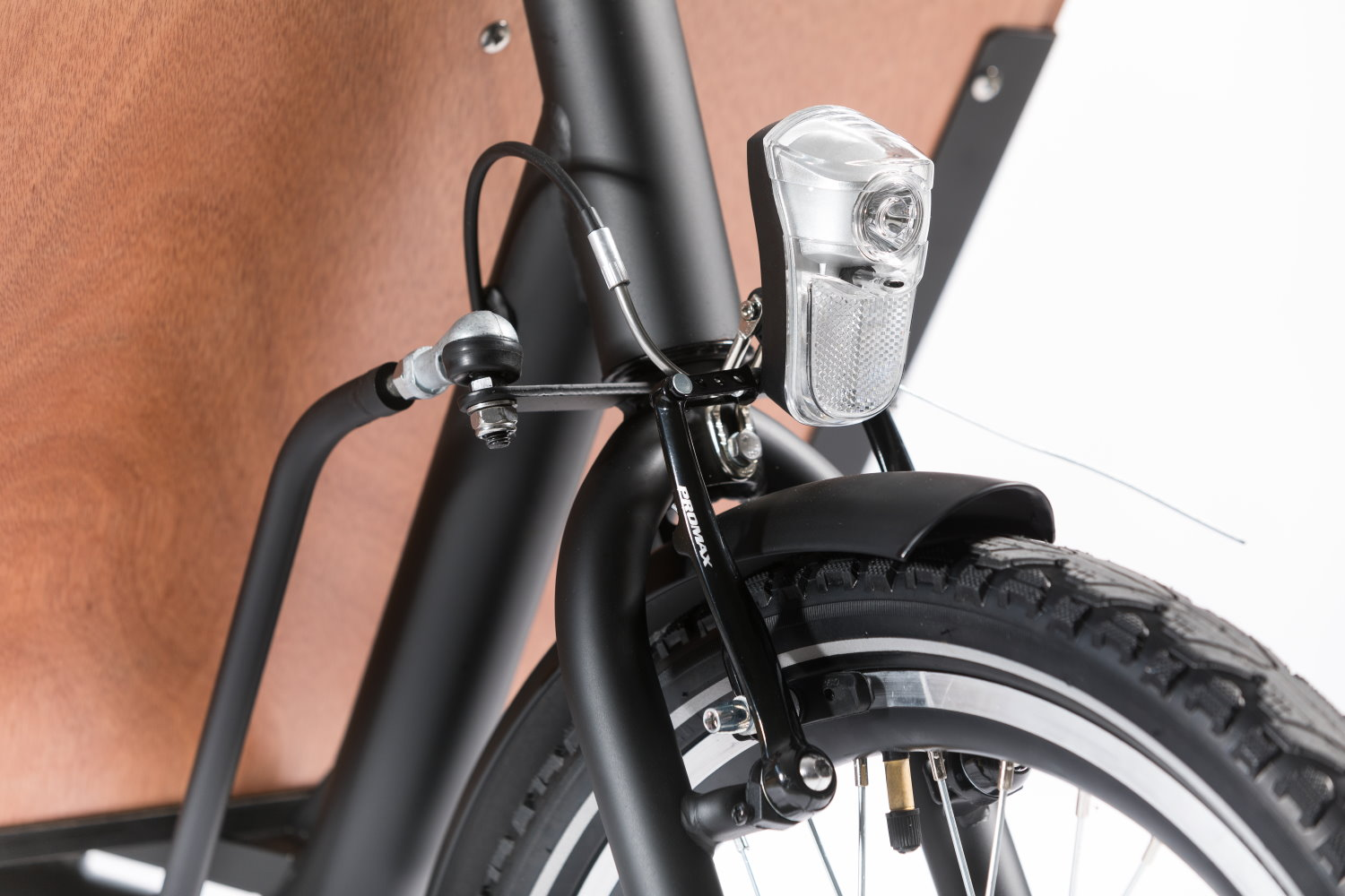 CARGO 2/ WHEELS E-BIKE 7sp. bike image
