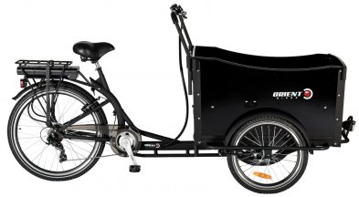 CARGO FRONT BOX 3/WHEELS E-BIKE 6sp.