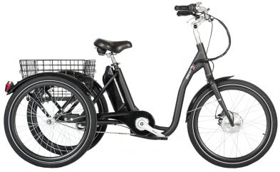 CARGO REAR BASKET 3/ WHEELS E-BIKE NEXUS 3sp.