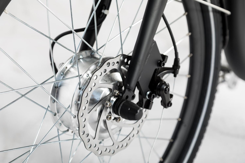 CARGO REAR BASKET 3/ WHEELS E-BIKE NEXUS 3sp. bike image