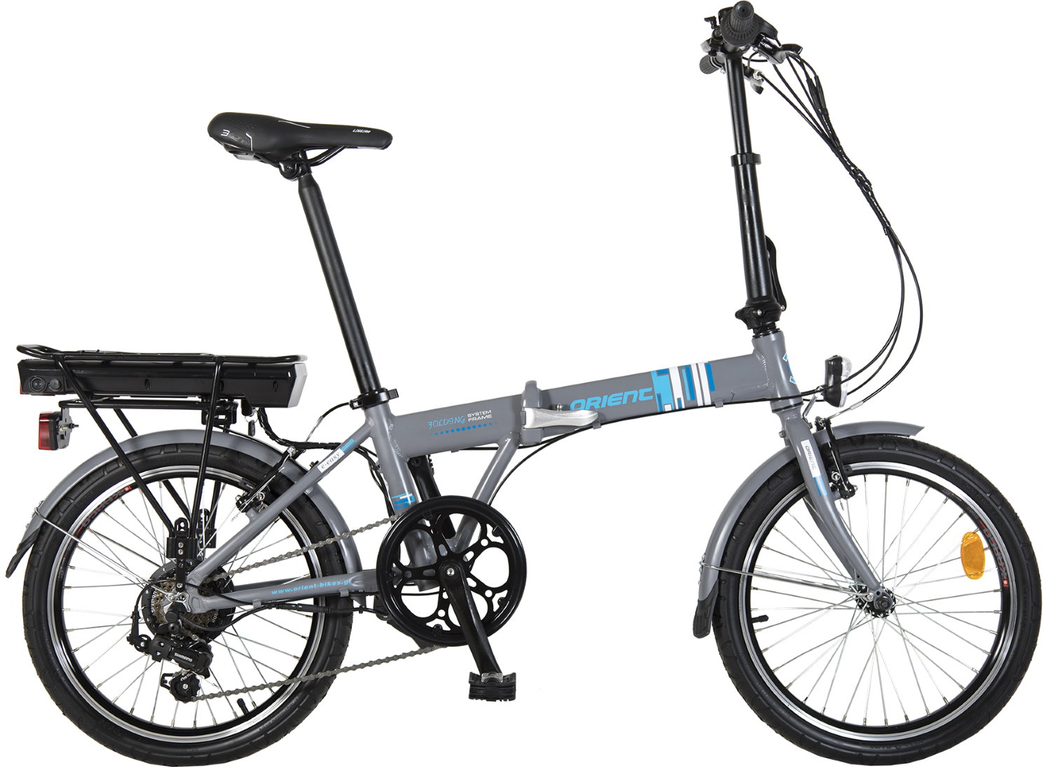 e-EASY 20″ 1.0 bike image